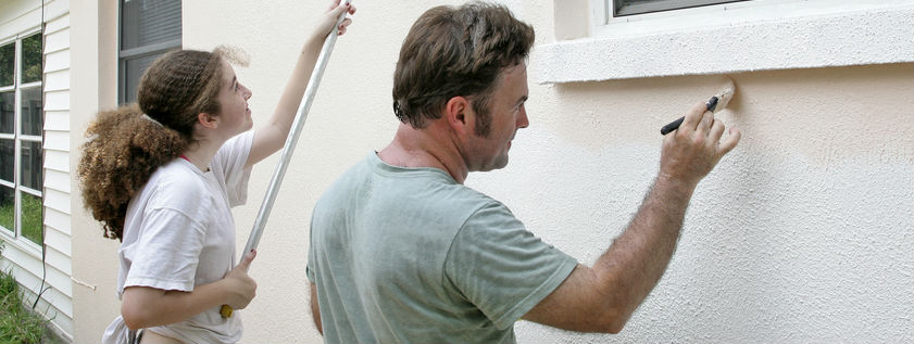 How To Paint Exterior Stucco Some Helpful Tips Sky Stucco Systems