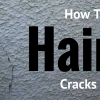How To Repair Hairline Cracks In Toronto Stucco Canada Skystucco Systems