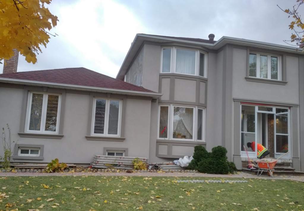 How Stucco Will Improve Your Winter Months
